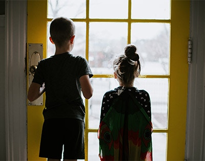 Teach your children home security