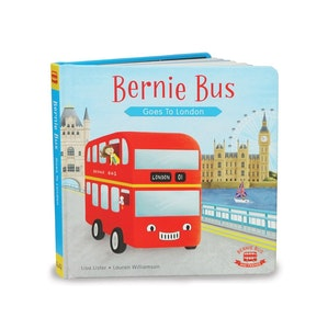 Indigo Jamm - Bernie Goes to London Book