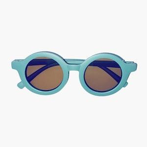 Round Vintage Kids Sunglasses UV Protection
