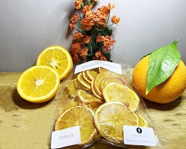 Fruity Garnish Co Dehydrated Orange