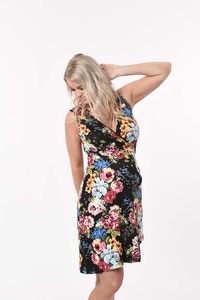 Sprout Maternity Summer Wrap Dress
