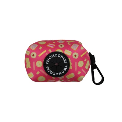 Twomoodles Armutts Biscuits Waste Bag Cover