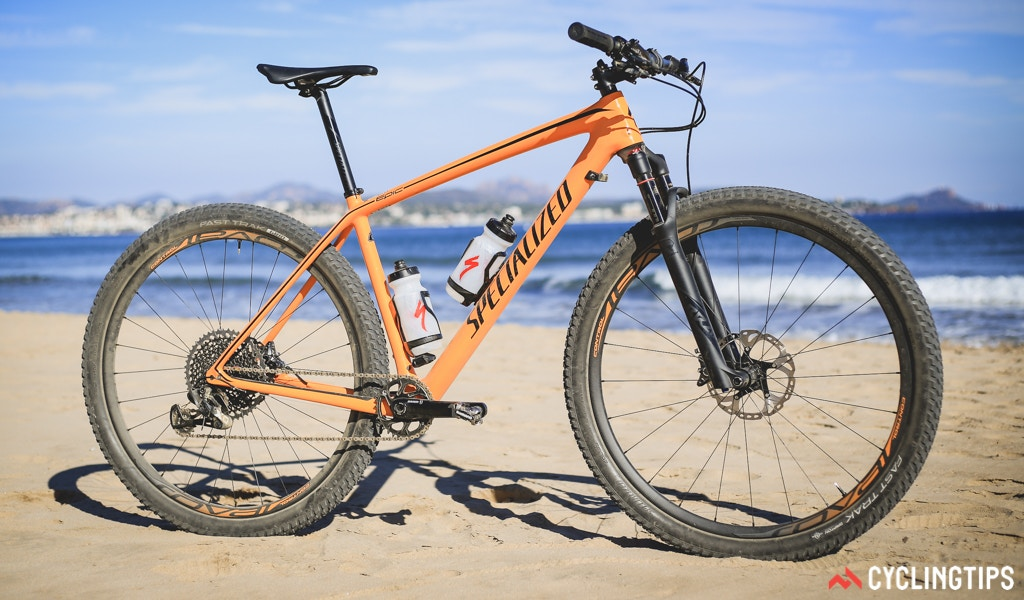 First-look review: 2017 Specialized Epic Hardtail