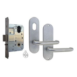 dormakaba MS2 Classroom lock kit set with 100 series round end furniture SCP