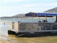 Barbecue cruiser Lake Hume beach