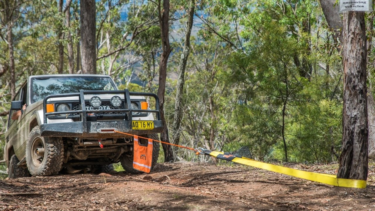 Winching For Beginners