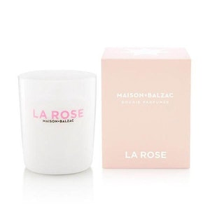 LA ROSE CANDLE - LARGE