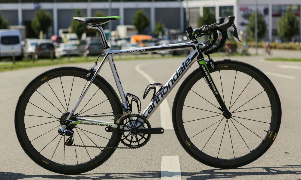 Cannondale at Demo Day - Eurobike 2015