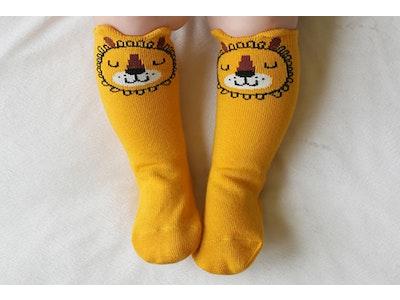 Sleepy Lion Knee Socks (0-24mths)