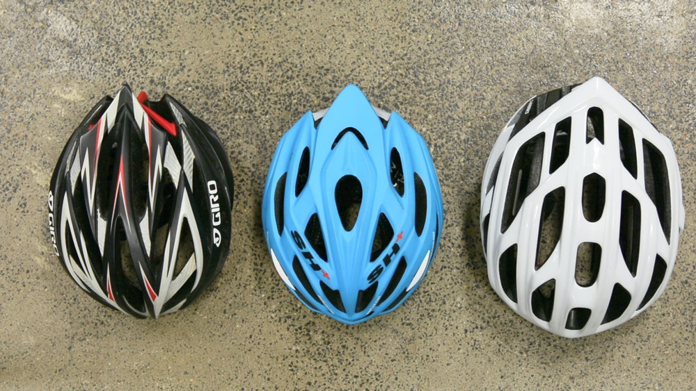 Helmet options