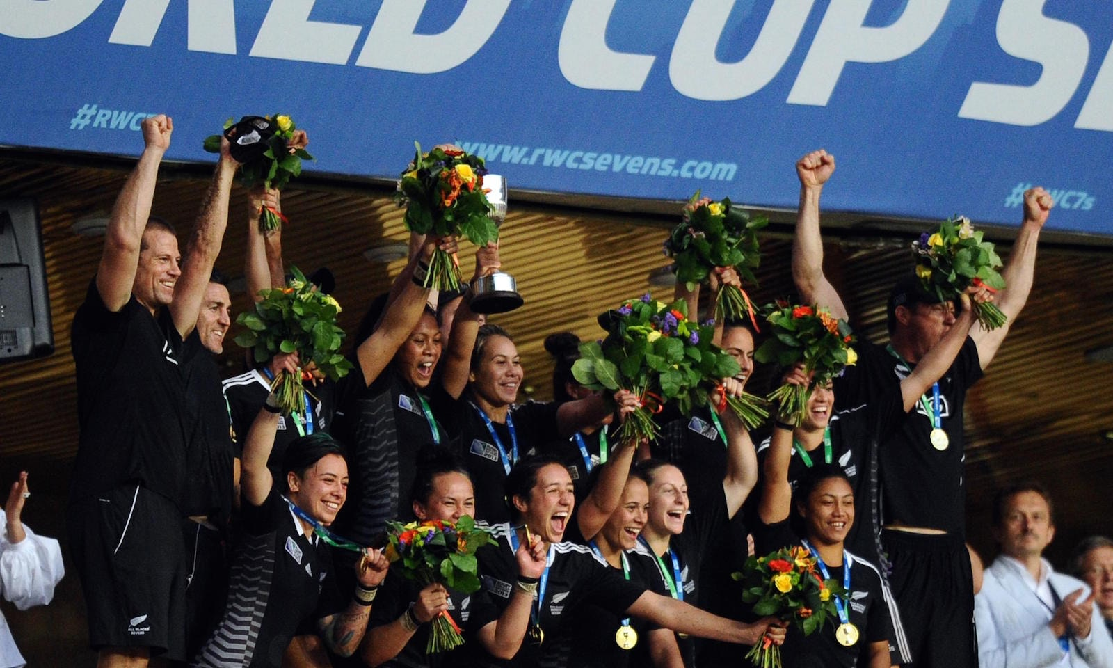 2018 Major Events; Rugby World Cup Sevens
