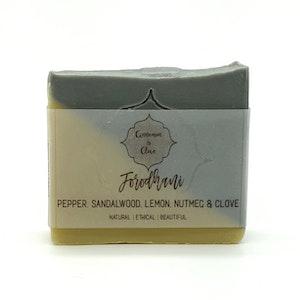 Handmade Natural Soap Bar - Forodhani