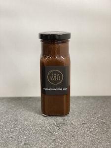 Chocolate & Honeycomb Sauce Jar
