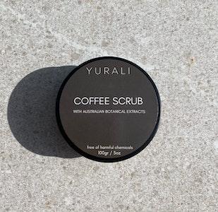 Yurali Coffee Scrub