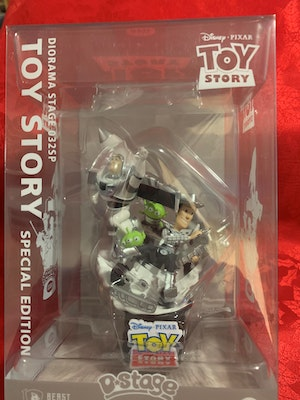 Toy Story Special Edition D-Stage Diorama 032SP Disney Pixar Beast Kingdom D Select - New in Box