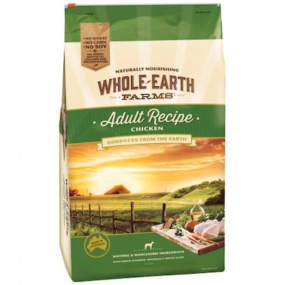 WHOLE EARTH FARMS ADULT Chicken 15kg
