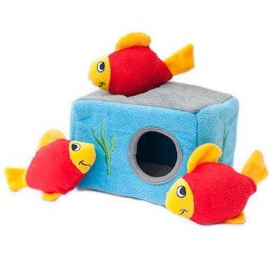 Zippy Paws Burrow Aquarium