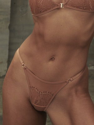Lace G-String - #3