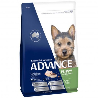 Advance Toy & Small Breed Puppy Chicken Dry Dog Food