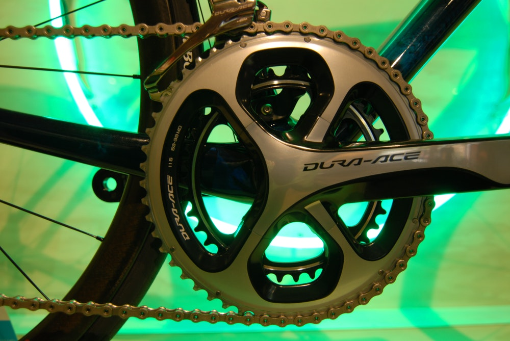 Dura Ace Drive Train