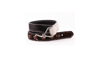 Hitchley & Harrow Hoof Pick Hide On Belt - Large (117cm) HOB331
