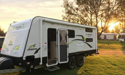 Jayco Expanda Outback Review