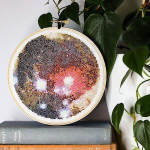 Deep Space V838 Monocerotis Cross Stitch Kit