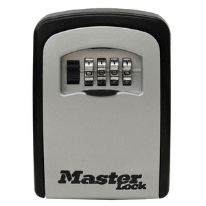 Master Lock 5401D Wall Mounted Key Safe with 4 Digit Combination