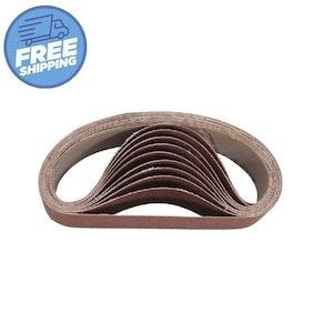 Sanding Ceramic Belts 10 x 330mm - Packs of 10