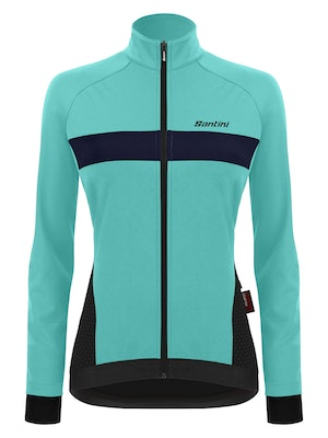 Santini SMS Coral Bengal Womens Winter Jacket