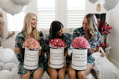 GALENTINE'S DAY 2018: HOST A GIRL'S NIGHT IN