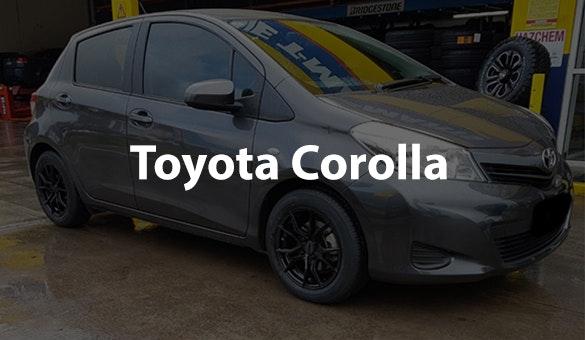 Bob Jane T-Marts Toyota Corolla