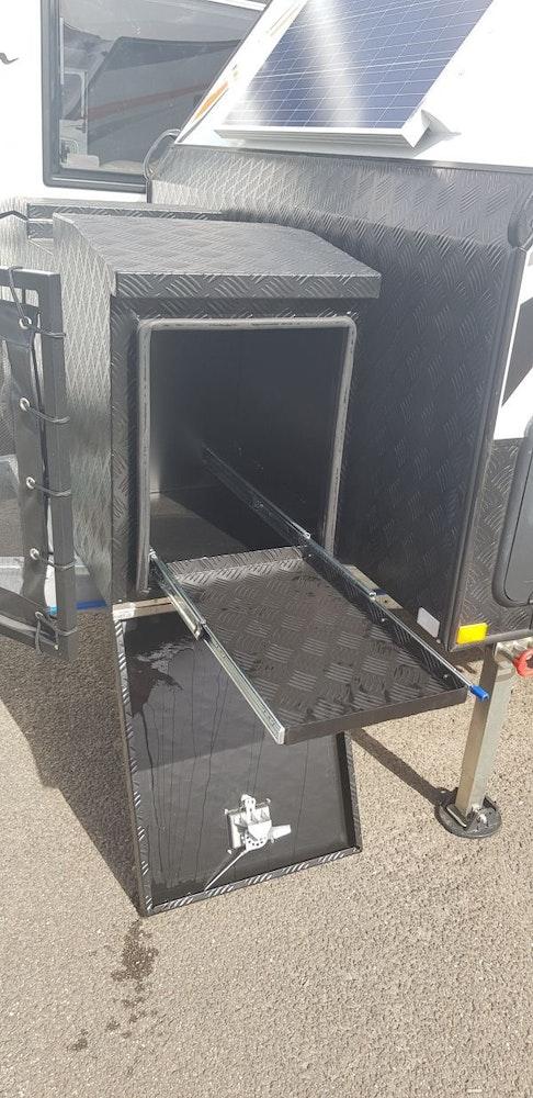 Golf X265 Hybrid Camper