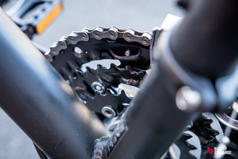 reid urban x 3 review chainrings