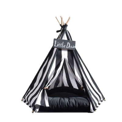 House of Pets Delight Pet Teepee in Chic (Limited Stock)
