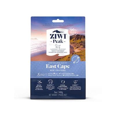 ZiwiPeak ZIWI Peak Provenance Air Dried Dog Food East Cape 140G