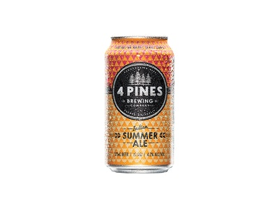 4 Pines Indian Summer Ale Can 375mL