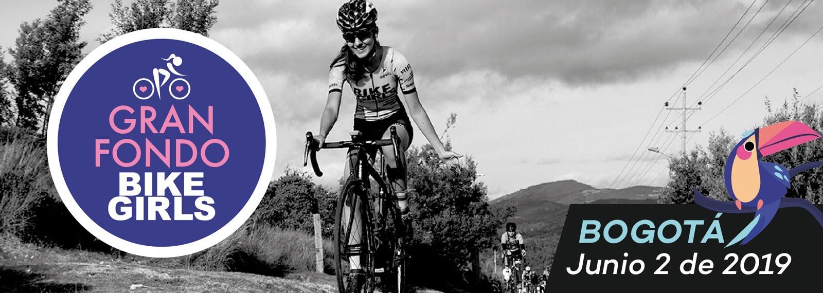 Gran fondo Bike Girls