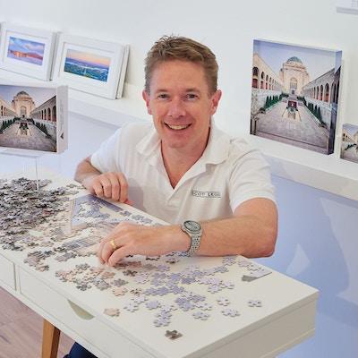 How Scott Leggo Turned His Landscape Photography Into Jigsaw Puzzles