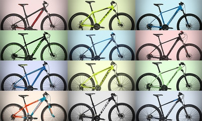 Die besten Mountainbikes bis 500 Euro