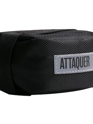 Attaquer All Day Saddle Bag Black