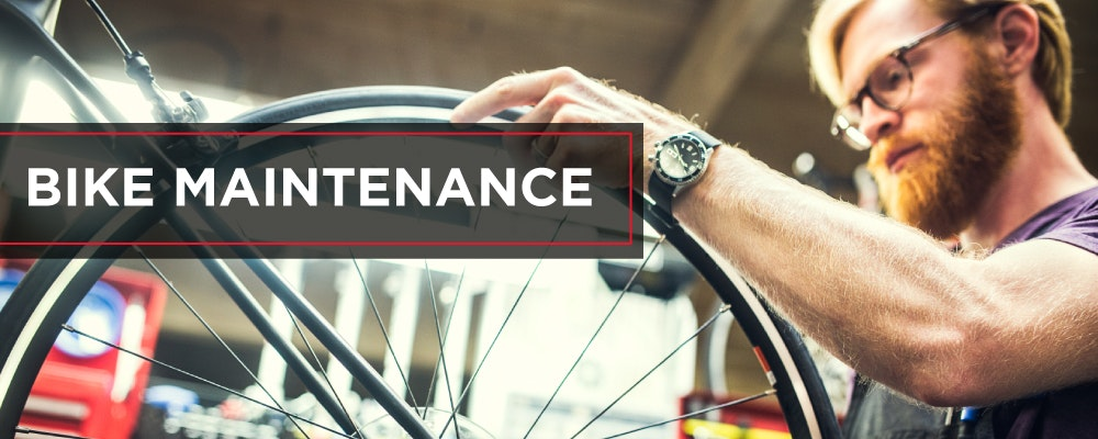 8 Bike Maintenance