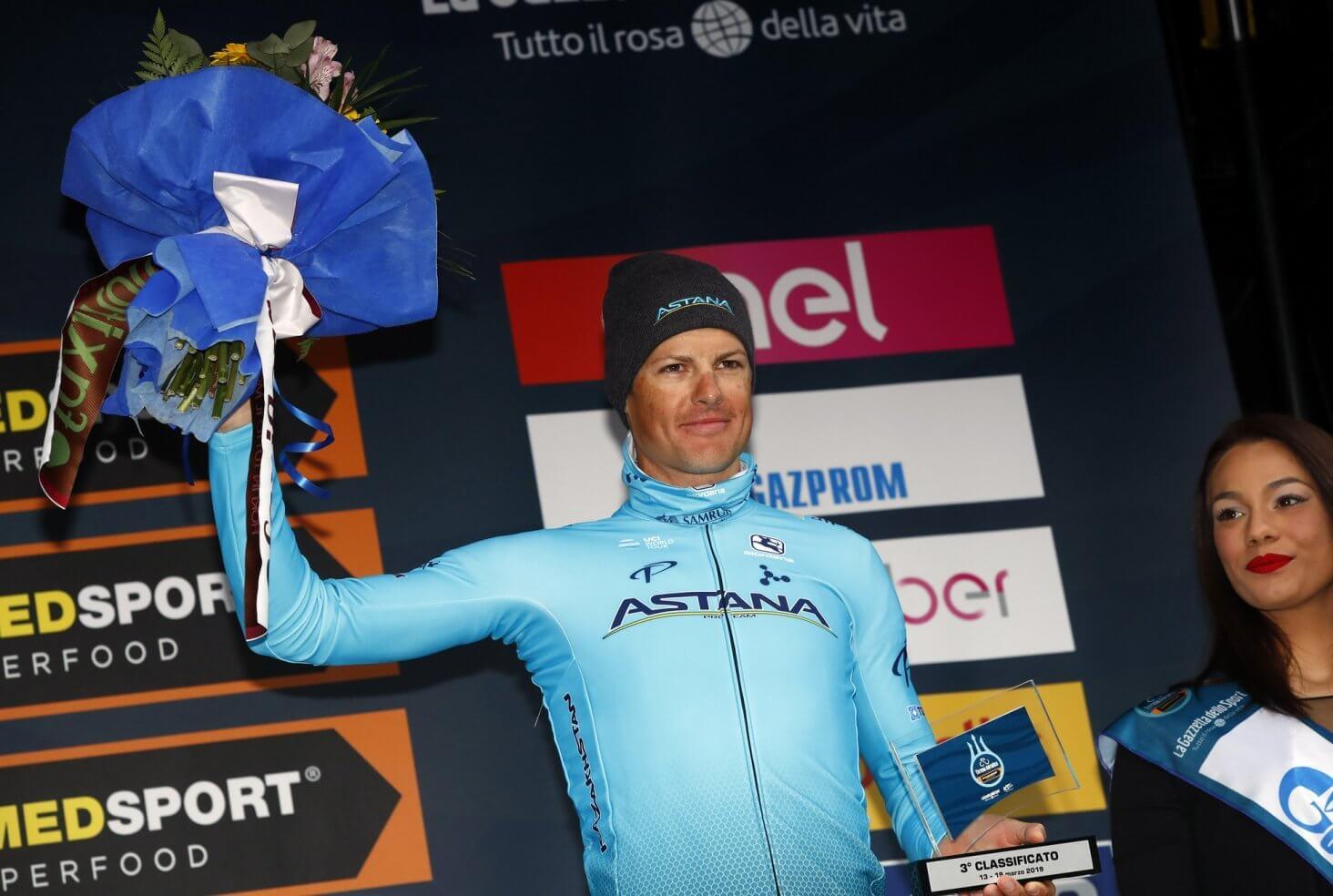 Northwave - Jakob Fuglsang & Northwave seal Tirreno-Adriatico's final podium