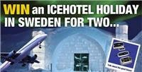 Win and chill out in Sweden at Icehotel