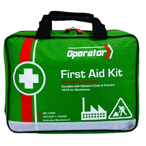 Boutique Medical 153 PCS Emergency First Aid Kit Operator Medical Travel Set Workplace Safety AU
