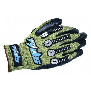 Heat Proof Gloves Made with Kevlar Mechanics Gloves