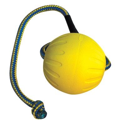 Starmark Swing & Fling Durafoam Dog Fetch Ball - 2 Sizes