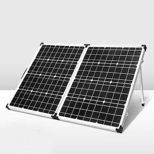 200W 12V Mono Folding Solar Panel Kit