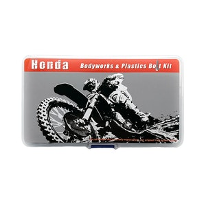 50PC Honda CRF450R Body & Plastics Bolt Kit