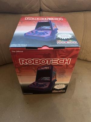 Coleco Vision Robotech Console